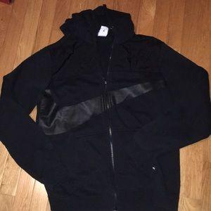 Like new Nike zip hoodie!
